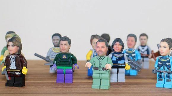 Любителям Lego предложили заказать себе мини-двойника