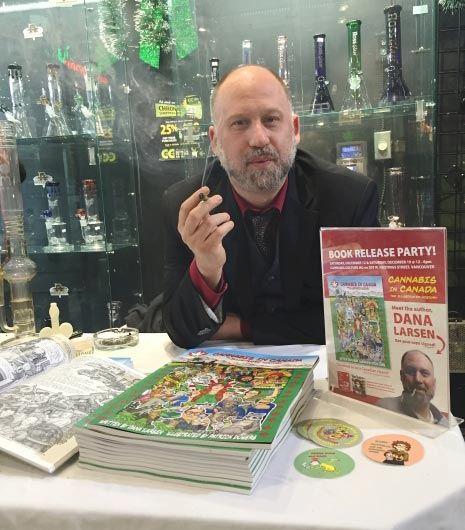 Канадский активист разослал депутатам марихуану