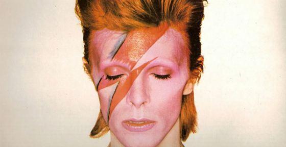 За частую смену имиджа Дэвида Боуи называли «хамелеоном рок-музыки»
