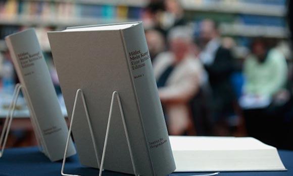 «Майн кампф» стала бестселлером в Германии