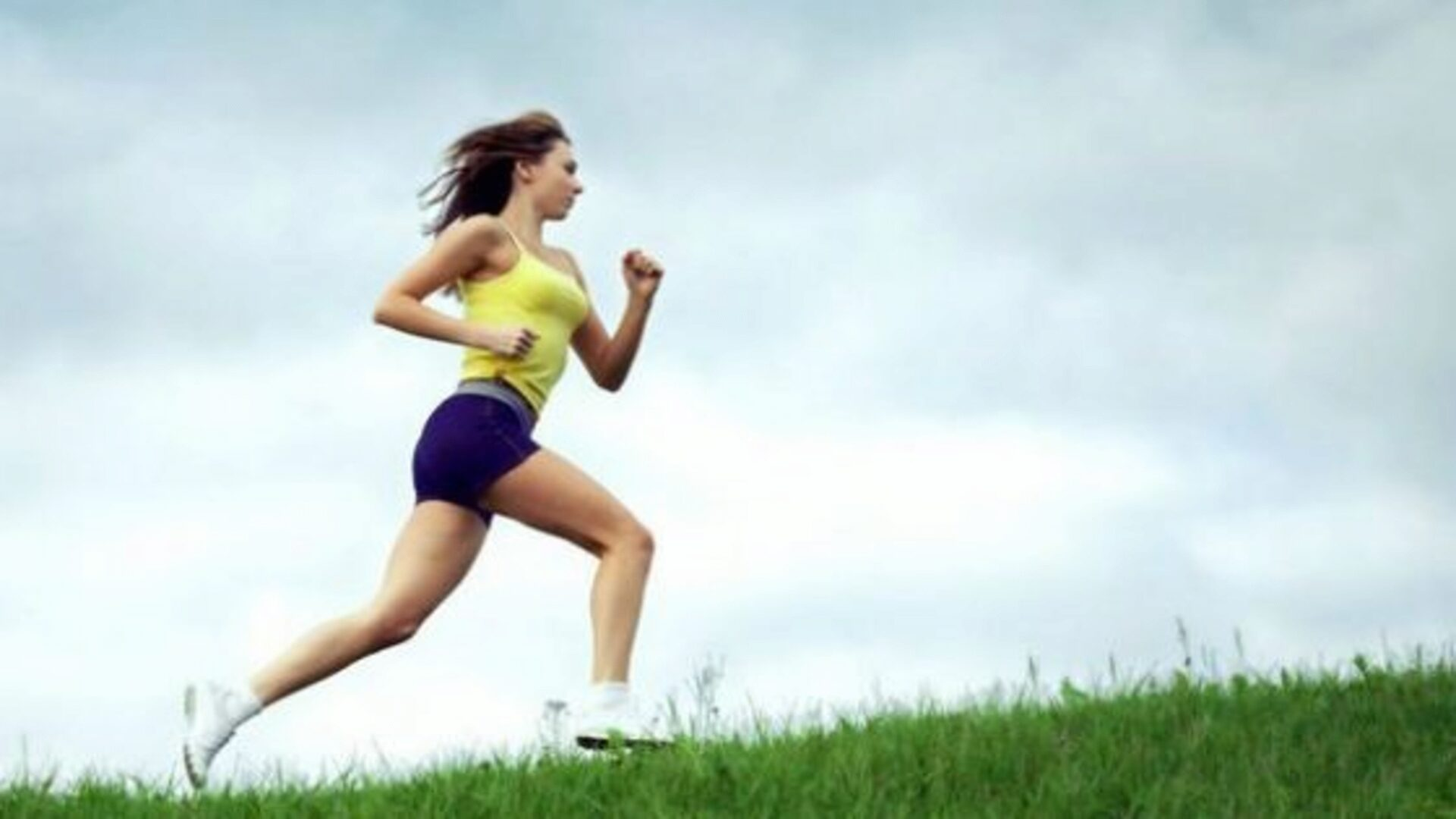 Бег - эффективный способ поддержания хорошей формы