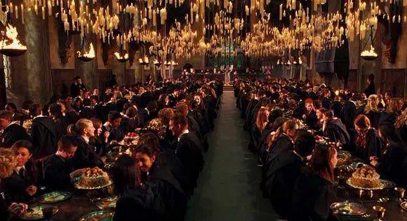 Поклонникам Гарри Поттера предлагают провести День святого Валентина в Хогвартсе
