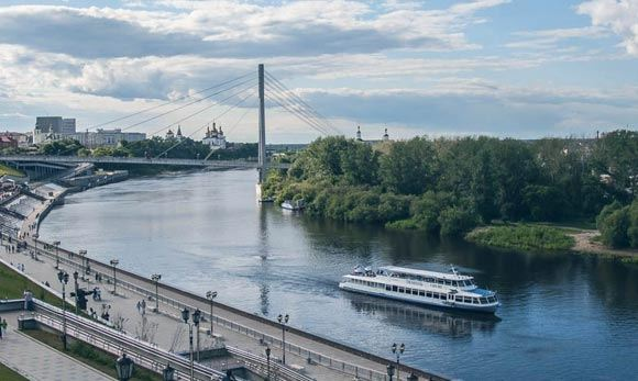Тюмень заняла первое место среди городов РФ по качеству жизни