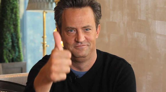 """Matthew Perry will not take part in the two-hour release of the series """"Friends"""""""