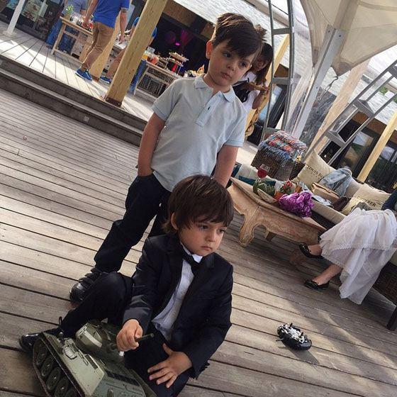 Мартин и Александр