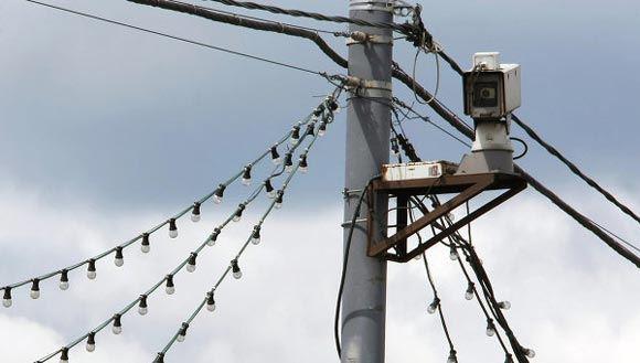 Москва лидирует по числу камер видеонаблюдения