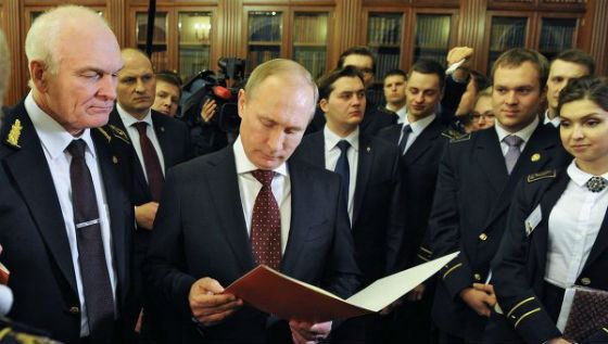 Vladimir Putin as a Candidate of Economic Sciences