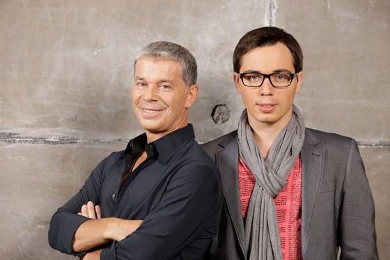 Oleg and Rodion Gazmanovs