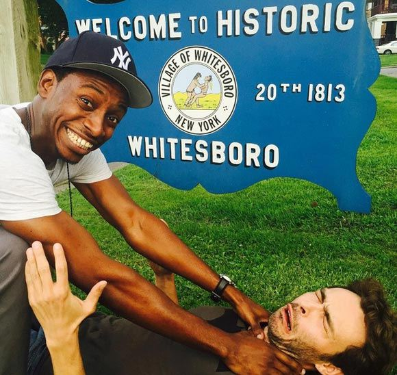 Логотип американской деревни Уайтсборо сочли расистским