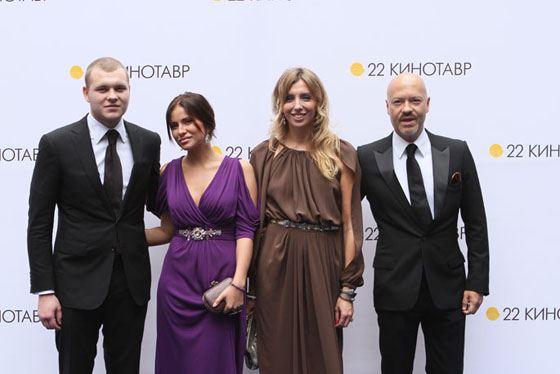 Семья Бондарчуков