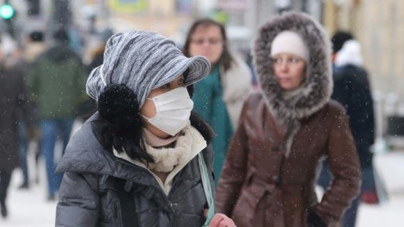 В московских организациях и школах вводится карантин из-за гриппа