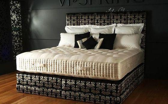 Одна из самых дорогих кроватей в мире