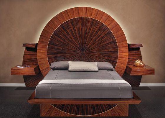 Эта кровать из эбенового дерева тоже входит в топ самых дорогих