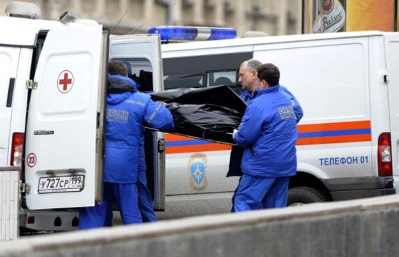 25-летний москвич застрелил родителей из карабина