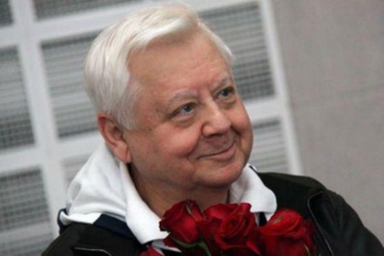 Олег Табаков - актер и директор МХТ им. А.П. Чехова