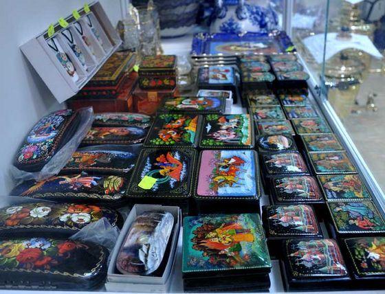 Палехские миниатюры на шкатулках знамениты на весь мир