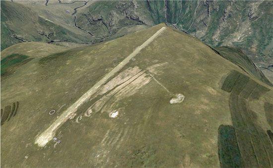 ВПП Матекане в Лесото – один из самых опасных аэропортов в мире
