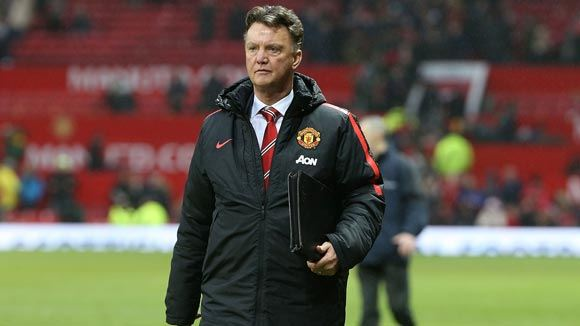 Луи ван Гал остерегается фанатов «Манчестер Юнайтед»