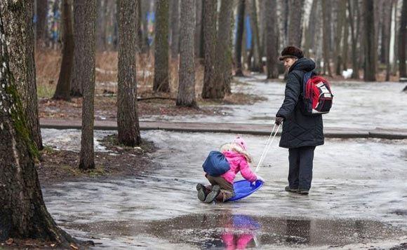 Начало февраля в России будет аномально теплым