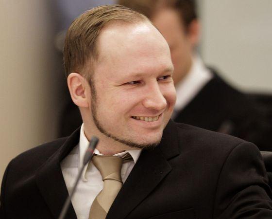 Андерс Беринг Брейвик - организатор кровавой бойни в Норвегии