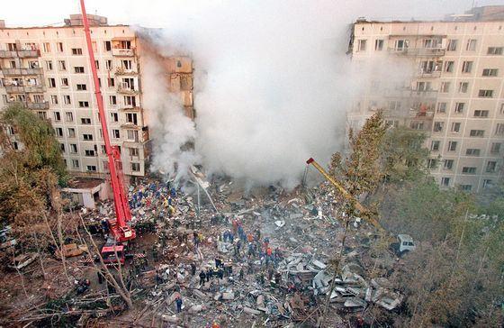 Кошмар конце девяностых - взрывы жилых домов в Москве