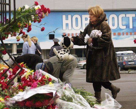 Теракт на в театре на Дубровке произошел во время мюзикла Норд-Ост