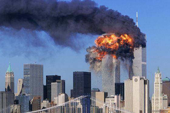 Взрыв башен-близнецов