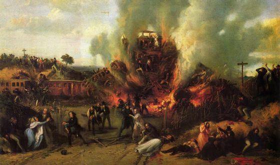 Катастрофа под Версалем стала одной из первой в истории