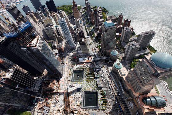На месте башен-близнецов будут построены новые небоскребы