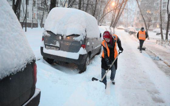 Организация труда на холоде должна быть строго определена