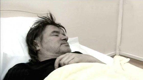 Евгений в больнице