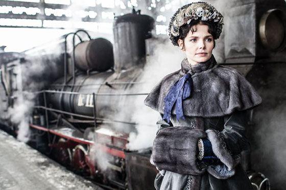 Liza Boyarskaya as Anna Karenina