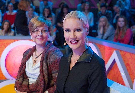 Елена на программе «Ревизорро-шоу»