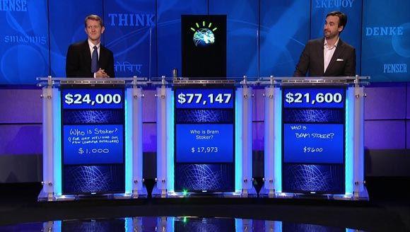 IBM Watson участвует в викторине на ТВ