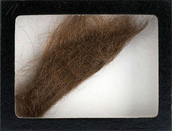 Пучок волос Леннона стоимостью 12 тысяч долларов