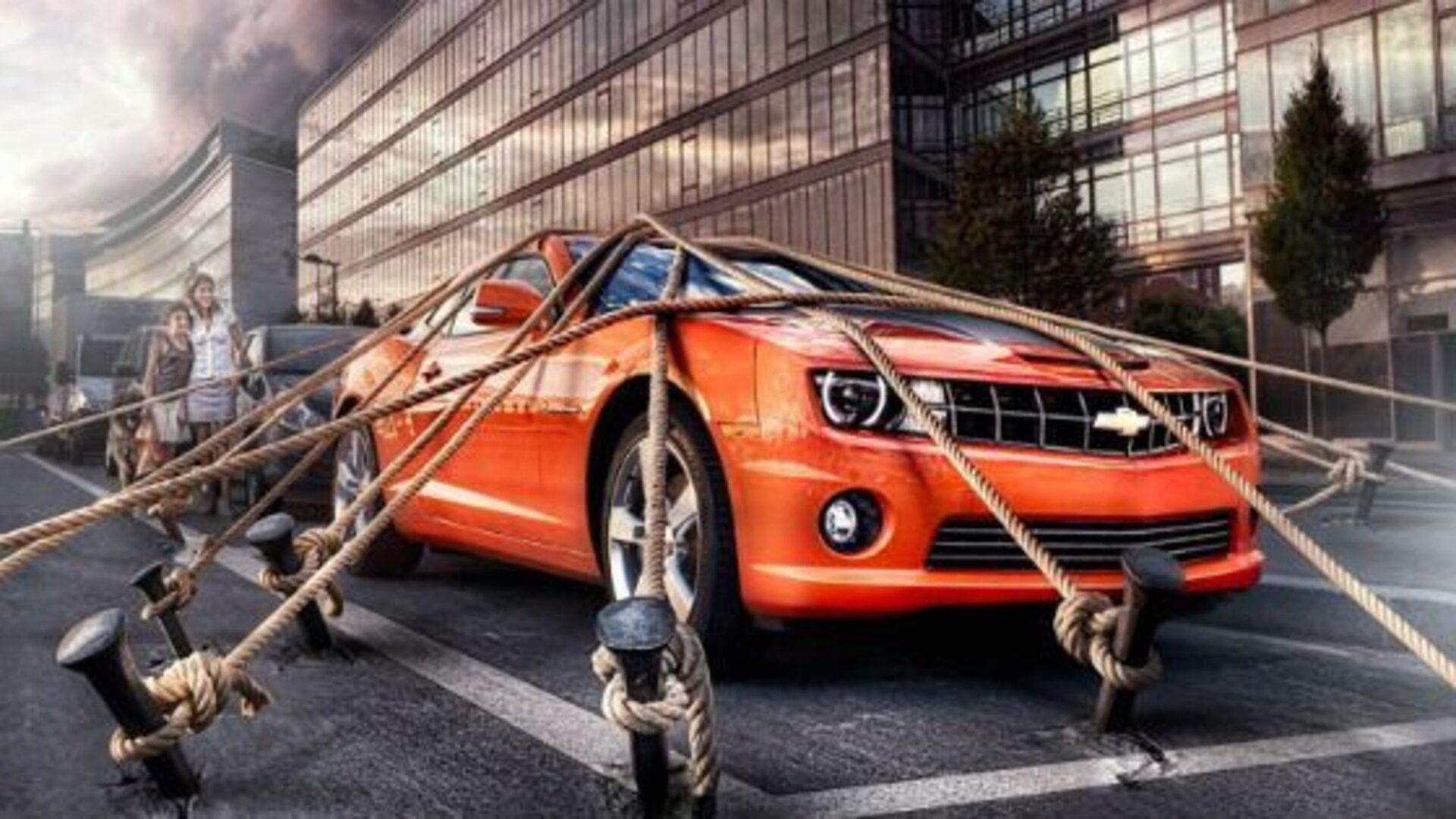 Страховка не вернет автомобиль, но компенсирует затраты