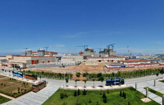 Строительство «Титаника II» в китайской верфи
