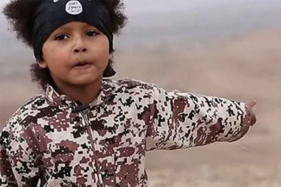 Четырехлетний Иса Даир, взорвавший трех пленников ИГ