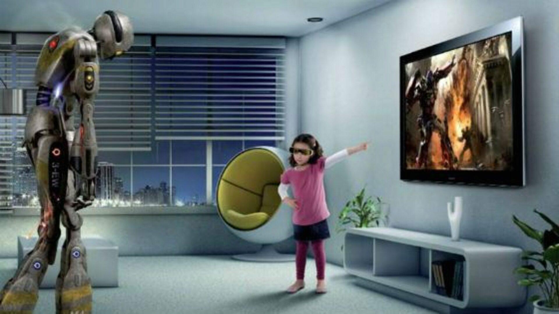 Плазменные телевизоры отличает первоклассная цветопередача