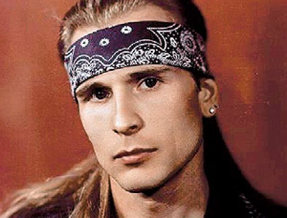 В молодости Малинин был настоящим рокером