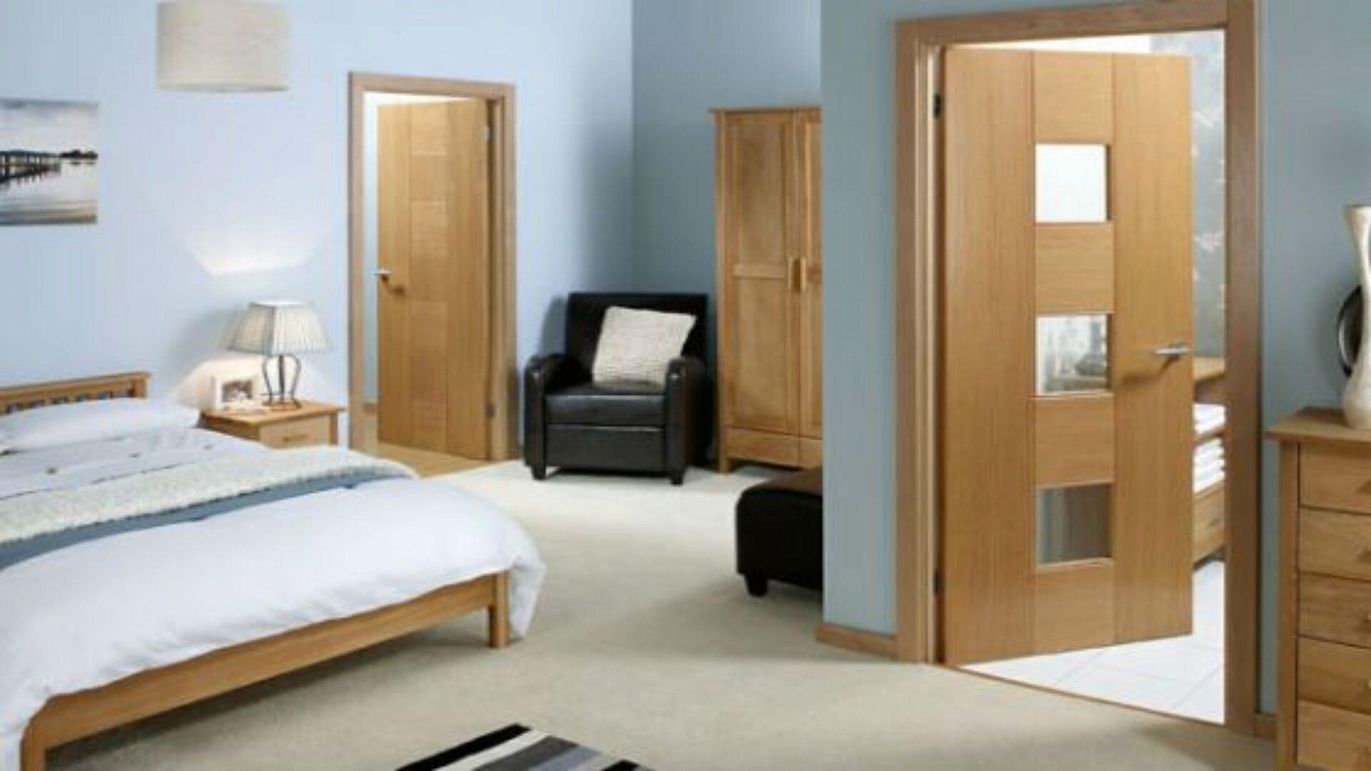 Классический дизайн межкомнатных дверей всегда в моде