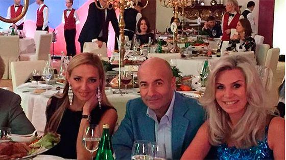 Среди гостей были Татьяна Навка и Игорь Крутой