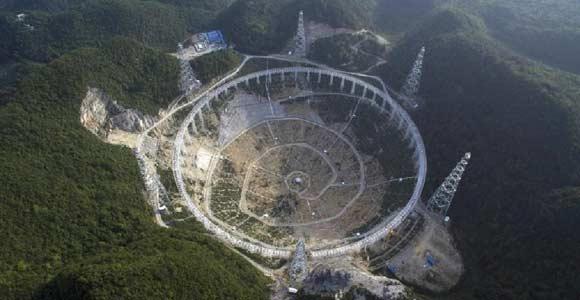 Новый китайский телескоп будет искать внеземную жизнь