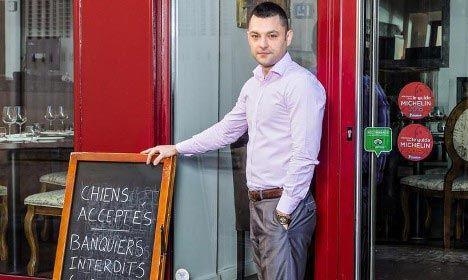 Владелец ресторана запретил банкирам посещать его заведение