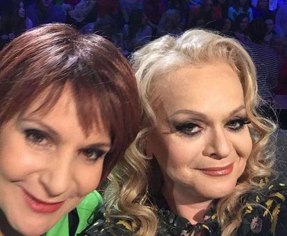 Лариса Долина и Людмила Артемьева
