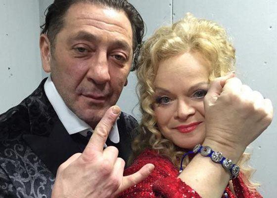 Лариса Долина и Григорий Лепс