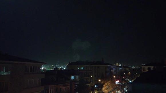 В Анкаре прогремел взрыв или несколько взрывов