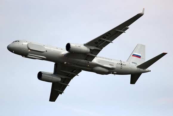 Самолет Ту-214Р способен видеть любые цели – даже подземные