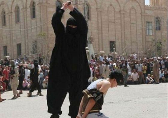 Террористы отрубили мальчику голову за любовь к музыке
