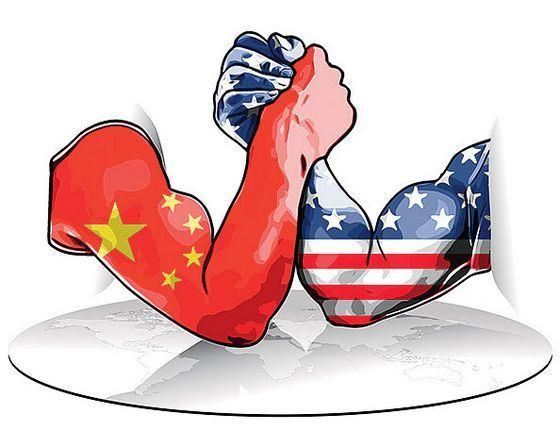 США и Китай спорят о преимуществе по площади территории